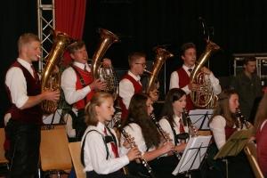 Bezirksmusikfest St.Peter am Kbg. und Geburtstagsfeier Karin