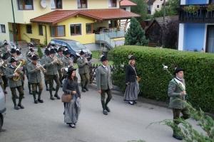 Bezirksmusikfest und 50er Kpm. Heli Eichmann