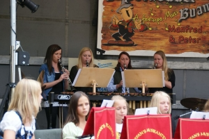 Jubiläumsfest Stefans Musikanten (Workshop)